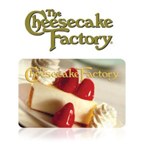 Buy Cheesecake Factory Gift Card - buy cheesecake factory gift cards at giftcertificates com