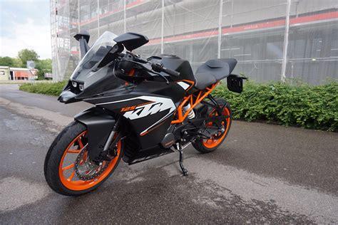Supersport Motorrad Mit Abs by Motorrad Occasion Kaufen Ktm 125 Rc Abs Supersport Emil