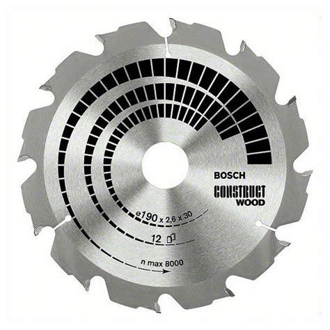 Circular Saw Blade 7 180 Mm X 60t Aluminium Bitec bosch 2608640632 circular saw blade construct wood 180x30