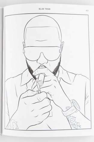 Ll Cool J Coloring Page by Port Arthur S Bun B Releases Rap Coloring Book Beaumont