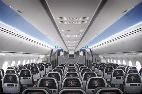 Model Home Interiors by Inside American Airlines New Long Haul Dreamliners Skift