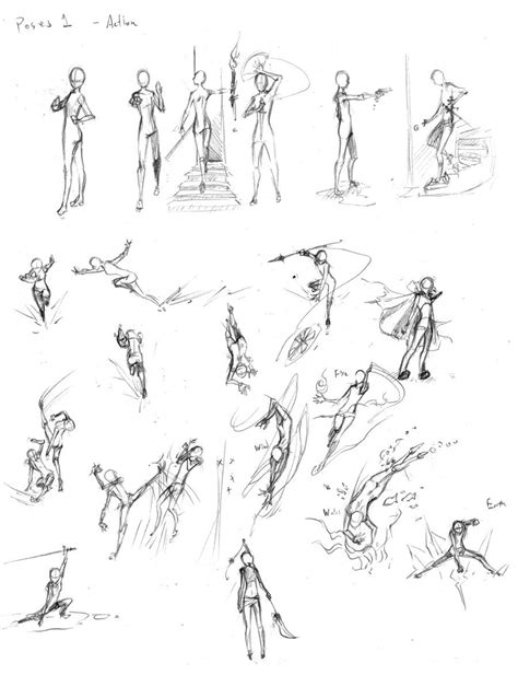 Drawing References Poses by Poses For Females By Riyokusakimori On Deviantart