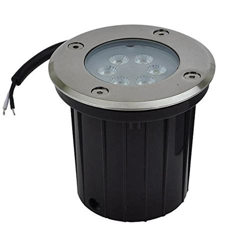 Led Well Lights ledwholesalers low voltage in ground led well light 7 watt 3732ww ebay