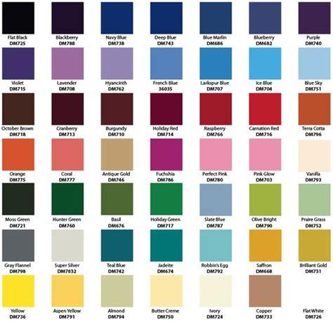 inspiring krylon spray paint color chart 6 metallic spray paint color chart more