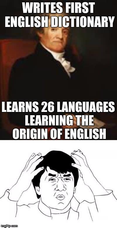 Meme Definition English - noah webster meme imgflip