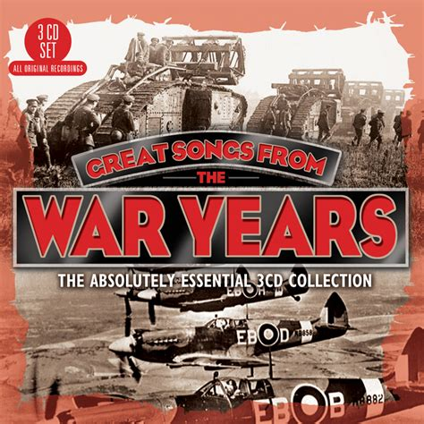 great songs from the war years various new cd ebay