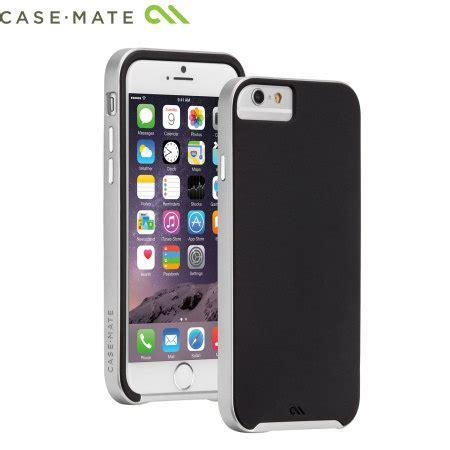 Mate Iphone 5 Slim Black Mate mate slim tough iphone 6 black silver mobilezap australia