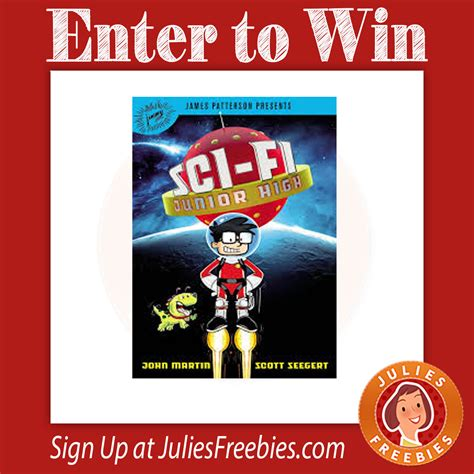 sci fi junior high books win sci fi junior high by patterson julie s freebies