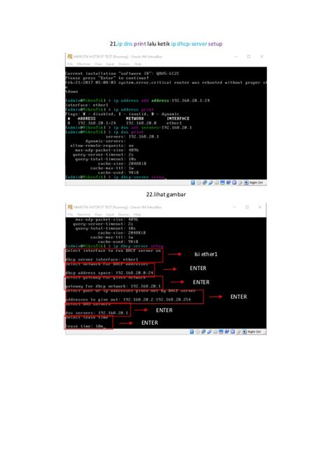 membuat hotspot mikrotik di virtualbox langkah langkah membuat hotspot mikrotik di virtualbox