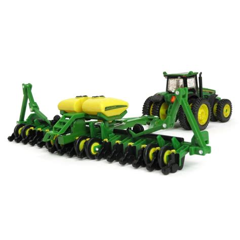 Deere 16 Row Planter by 1 64 Deere 16 Row 1770nt Planter W Center Tank By Ertl