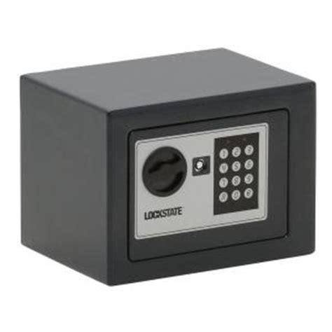 lockstate ls 17en digital lock small closet safe ls 17en