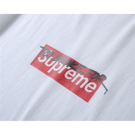 supreme t shirts for sale supreme for t shirt white