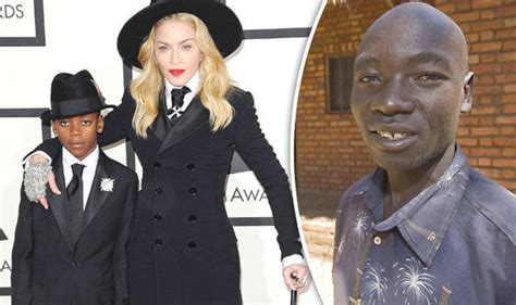 Madonna And Adopted David by Madonna S Adopted David S Slams S Shocking