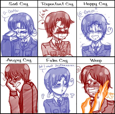 Crying Face Meme - le crying face meme by najikasun on deviantart