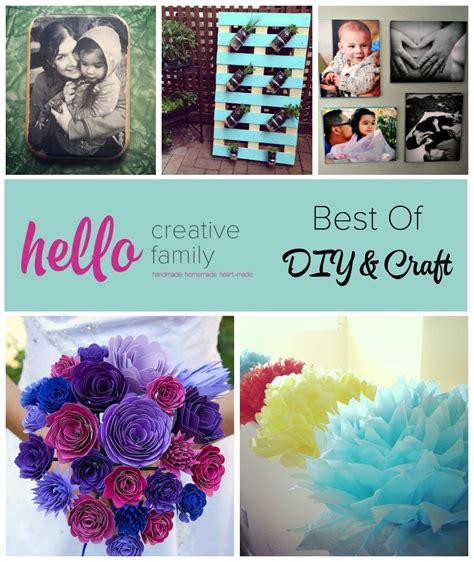 best diy craft blogs best craft and diy projects for finding your creativity