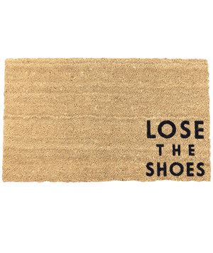 stylish doormats 7 stylish doormats to greet your guests real simple