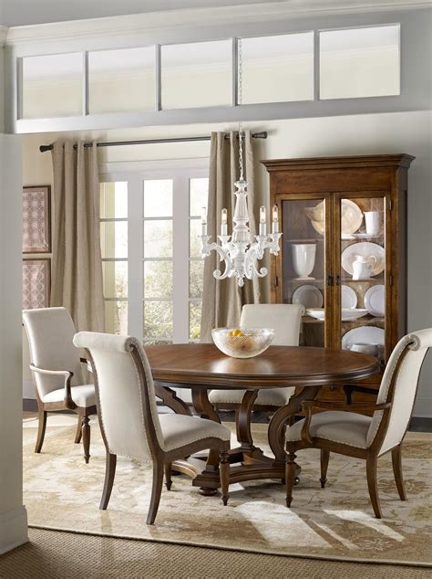 Dining Room Groups by Hooker Furniture Archivist Formal Dining Room Group Dunk