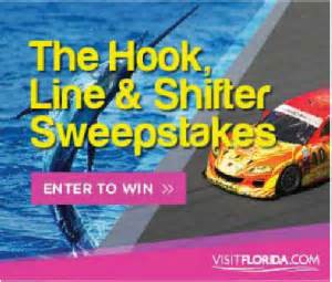 Visit Florida Sweepstakes - visit florida launches epic hook line shifter sweepstakes sunshine matters