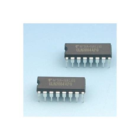 darlington transistor array wiki 1 99 darlington transistor array 6 15v input uln2004 tinkersphere