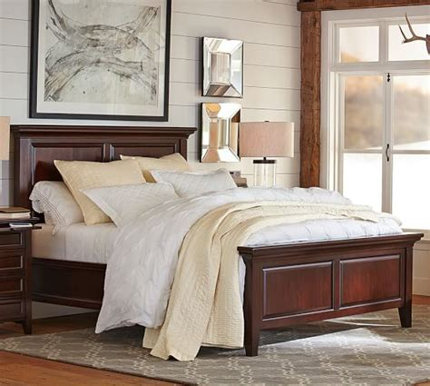 pottery barn hudson bed hudson bed pottery barn