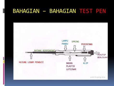 Alat Test Megger alat alat pengujian asas elektrik