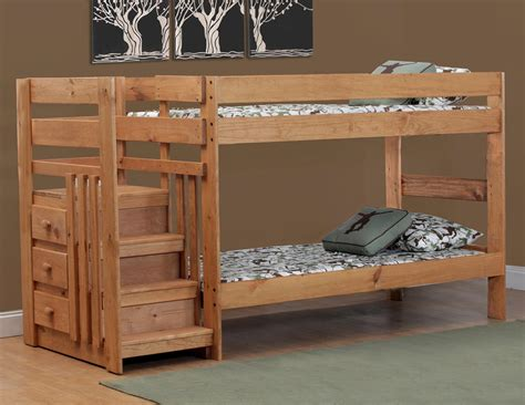 Bunk Beds Pine Simply Bunk Beds Pine Staircase Bunk Bed Wayside Furniture Bunk Bed