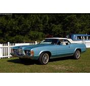 1972 Mercury Cougar  Conceptcarz