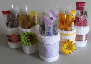 bathroom gift ideas mini towel cakes idea to make unique cakes