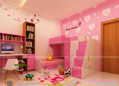 interior design kids room home interiors designs kerala home design and floor plans