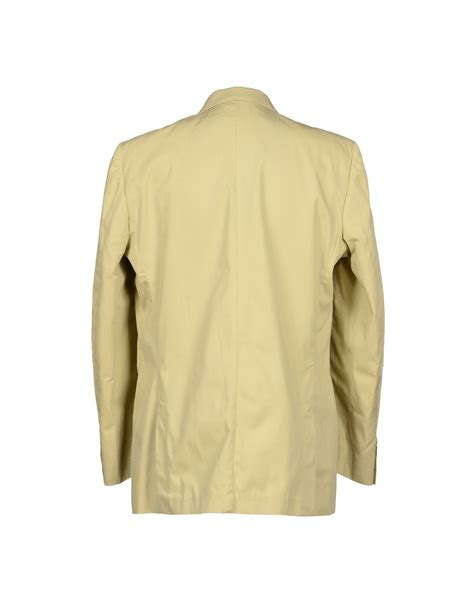 Plain Green Beige You Fendi Inspired Strapyou mare 1911 blazer in for lyst