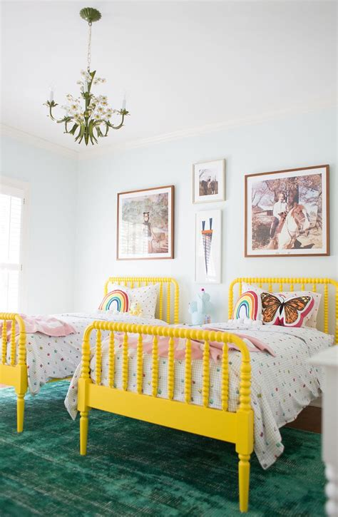 yellow kids bedroom 17 best images about shared room inspiration on pinterest