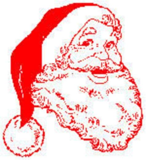imagenes de santa claus grandes dibujos de navidad para pintar e imprimir dibujos de la
