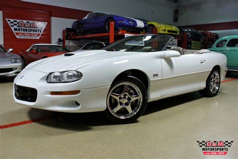 2002 camaro ss wheels for sale 2002 chevrolet camaro ss convertible stock m5472 for