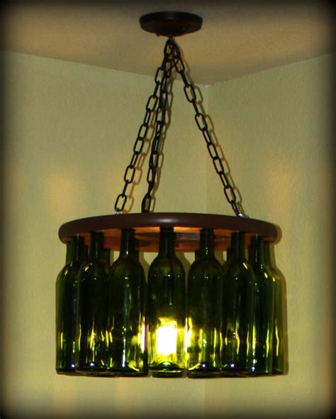 Wine Bottle Diy 5 Things To Make Bob Vila Bottle Chandelier Diy