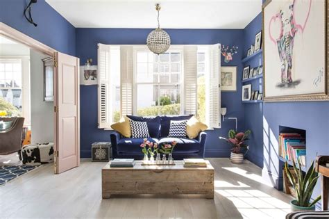 crouch  eclectic living room london  al