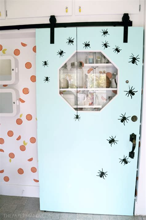 free printable halloween wall decorations day 16 halloween decoration spooky spiders wall decor