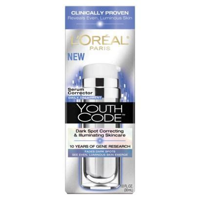 l oreal youth code spot correcting illuminating serum corrector reviews photo makeupalley