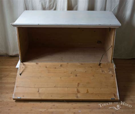 Vintage Shabby Chic Coffee Table Trunk Chest Box No Shabby Chic Trunks