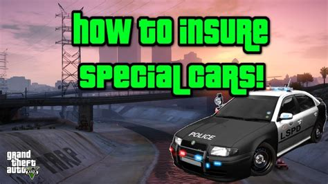 Gta 5 Special Vehicles In Garage by Gta 5 How To Insure Special Cars Gta 5