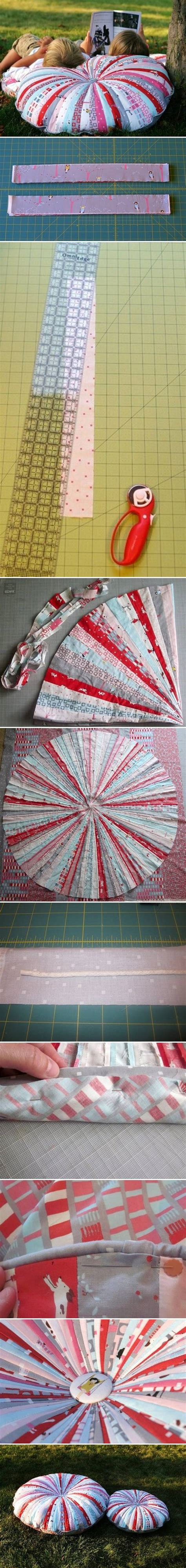 How To Do Patchwork Step By Step - how to make patchwork pillow step by step diy