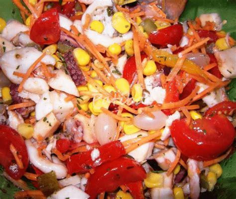 cucina sfiziosa e veloce insalata di mare veloce e sfiziosa ieri oggi in cucina