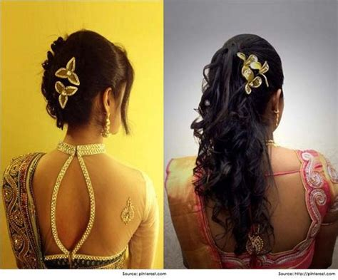 easy to make hairstyles with saree top 10 indian wedding hairstyles for sarees bollywood