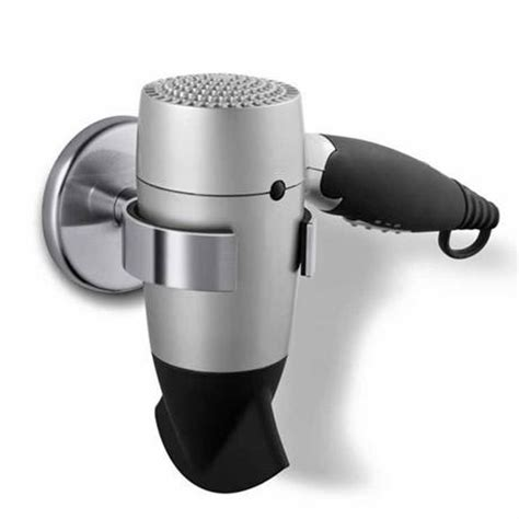 Zack Plumbing by Zack Foccio Hair Dryer Holder Stainless Steel 40277 At