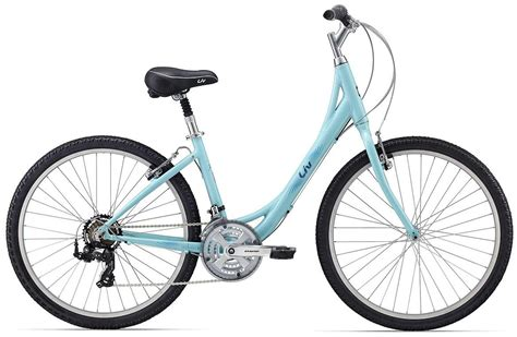 womens comfort bikes buy giant sedona womens 2015 comfort bike at tredz bikes