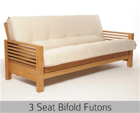 Futon Company Futon by Bifold Trifold Futons Futon Company