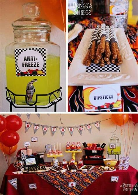 Truck Birthday Decorations by Best 25 Truck Ideas On