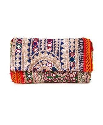 Tribal Inspired Accessories by Tribal Bag Sariska