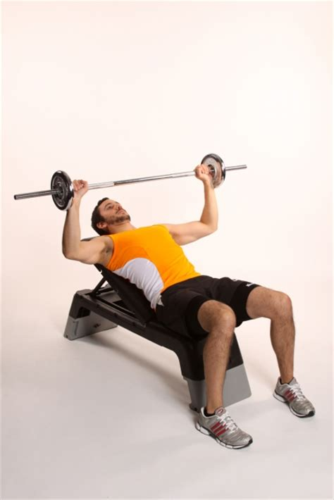 light bench press incline bench press with barbell ibodz online personal