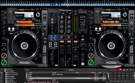 download themes virtual dj skin virtualdj pioneer cdj2000 djm800 skins4virtual