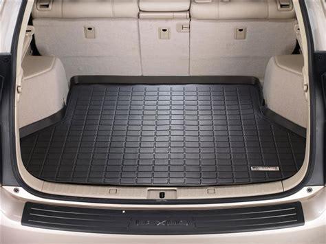 lexus cargo mat weathertech cargo liner trunk mat lexus rx 350 2007